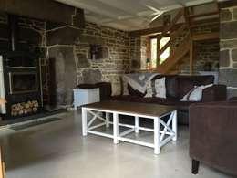 Atelier des sols:  tarz Duvarlar