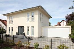 Projekty,  Willa zaprojektowane przez FingerHaus GmbH