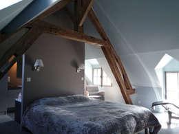 modern Bedroom by ColletDesign
