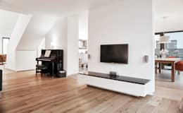 Wohnbereich: klassische Wohnzimmer von Architektur I Stadtplanung Verhoeven