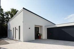 Casas pré-fabricadas  por FingerHaus GmbH