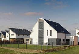 Südansicht (geschlossen): klassische Häuser von Architektur I Stadtplanung Verhoeven