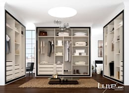 modern Dressing room by ALVIC