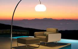 Projekty,  Balkon, weranda i taras zaprojektowane przez Bolz Licht & Design GmbH