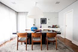 Sala de Jantar : Salas de jantar modernas por Casa 2 Arquitetos
