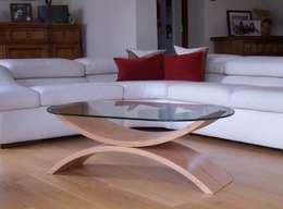 minimalistic Living room تنفيذ ChippDesigns