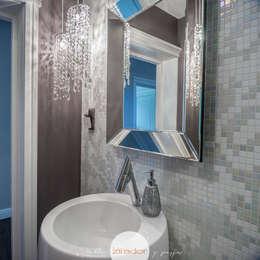 modern Bathroom by Zirador - Meble tworzone z pasją