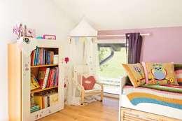 Projekty,  Pokój dla dziwczynki zaprojektowane przez FingerHaus GmbH