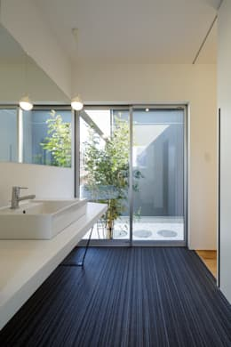 Baños de estilo  por NEWTRAL DESIGN