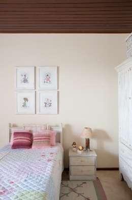 Спальная комната  в . Автор – Liliana Zenaro Interiores