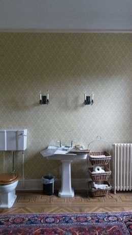 modern Bathroom by NB Furnishings