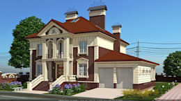 Rumah by Architoria 3D