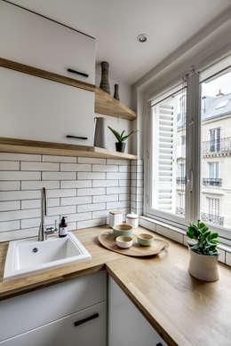 scandinavische Keuken door bypierrepetit