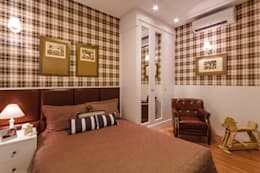 classic Bedroom by Dani Santos Arquitetura