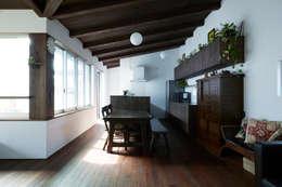 エトウゴウ建築設計室: asyatik tarz tarz Mutfak