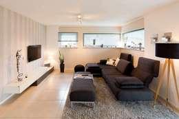 Projekty,  Salon zaprojektowane przez FingerHaus GmbH