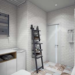 ห้องน้ำ by Анна Теклюк