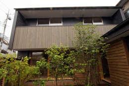 modern Houses by 松原正明建築設計室