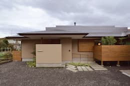 บ้านและที่อยู่อาศัย by 松原正明建築設計室