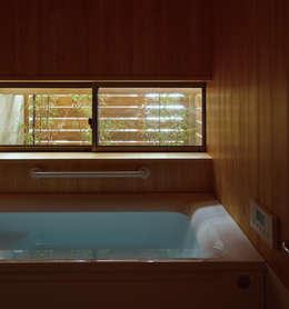 ห้องน้ำ by 松原正明建築設計室