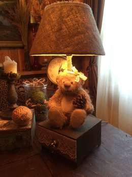 """Настольная лампа """"Миледи"""": Детская комната в . Автор – Eco Shining Home"""