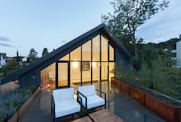 露臺 by von Mann Architektur GmbH
