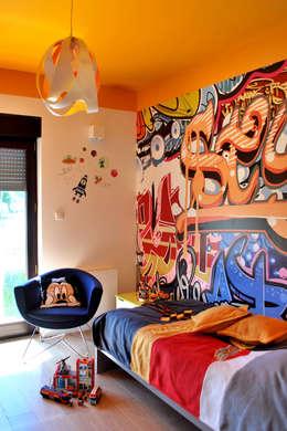 Dormitorios infantiles de estilo moderno por IMPAST