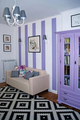 NOWE OBLICZE KLASYKI: styl , w kategorii Domowe biuro i gabinet zaprojektowany przez IMPAST