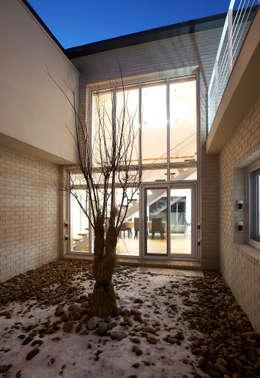 Terras door (주)건축사사무소 아뜰리에십칠
