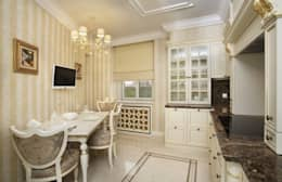 classic Kitchen by Tina Gurevich