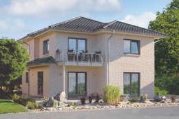 landelijke Huizen door Danhaus GmbH