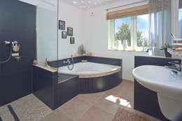 landelijke Badkamer door Danhaus GmbH