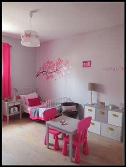 Dormitorios infantiles de estilo clásico de Scènes d'Intérieur