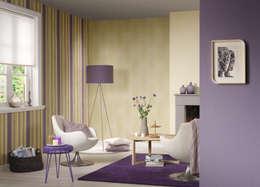 Salas de estilo moderno por TAPETENMAX® - Kröger GmbH