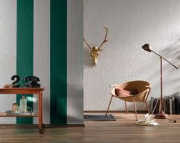 Salon de style de style Rustique par Erfurt & Sohn KG