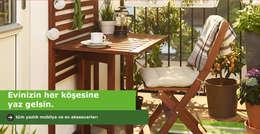 Housemax – Bahçe Sezonu ve Bahçe mobilyaları Housemax'ta: modern tarz Bahçe