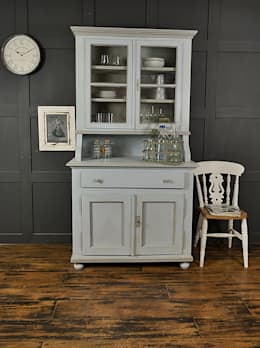 rustic Kitchen by The Treasure Trove Shabby Chic & Vintage Furniture