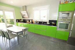 مطبخ تنفيذ Canexel