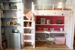 Chambre d'enfant: Chambre d'enfant de style de style Moderne par DESJEUX DELAYE