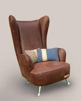 IEP! Design: klasik tarz tarz Oturma Odası