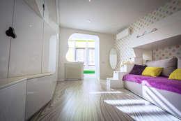 Щупальца Осьминога: Детские комнаты в . Автор – DMYTRO ARANCHII ARCHITECTS