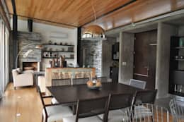 classic Dining room by Baltera Arquitectura
