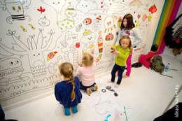 Recámaras infantiles de estilo escandinavo por IdeasMarket