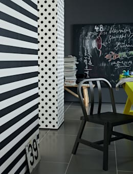 Projekty,  Ściany i podłogi zaprojektowane przez Tapeto® - Steffen Hannes