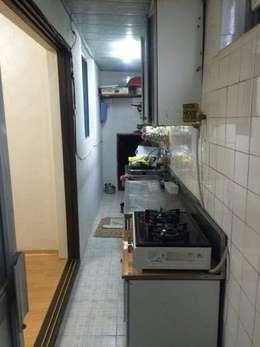 modern Kitchen by 인벤트 디자인