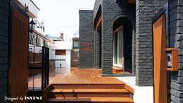 Terrace by 인벤트 디자인
