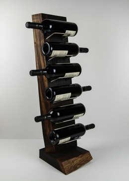 Projekty,  Piwnica win zaprojektowane przez Fritzsche design