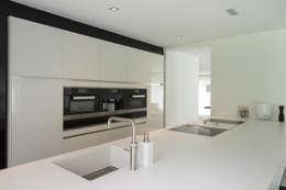 Projekty,  Kuchnia zaprojektowane przez Lab32 architecten