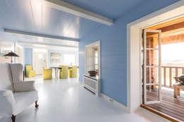 classic Living room by Ralph Justus Maus Architektur