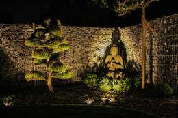 Jardines de estilo asiático por -GardScape- private gardens by Christoph Harreiß